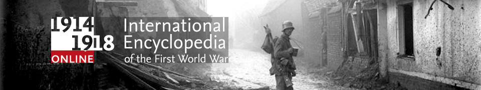Header image: 1914-1918-online. International Encyclopedia of the First World War